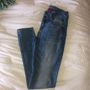 Fashion Nova Jeans - Highwaisted butt lifting fashion nova skinny jeans